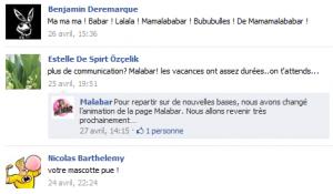 conversation facebook page malabar