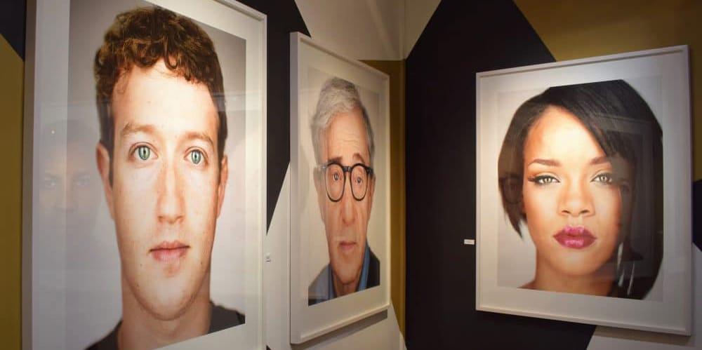 Portraits Martin Schoeller Idaos