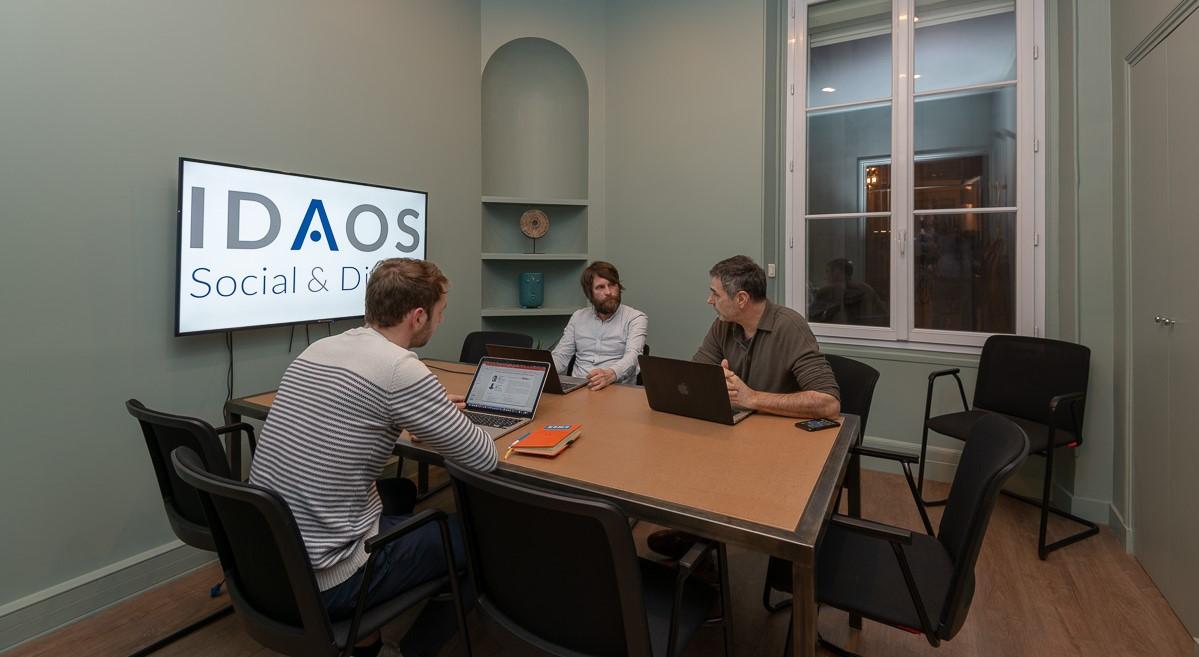 salle de réunion Idaos