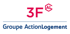 logo 3F Groupe ActionLogement