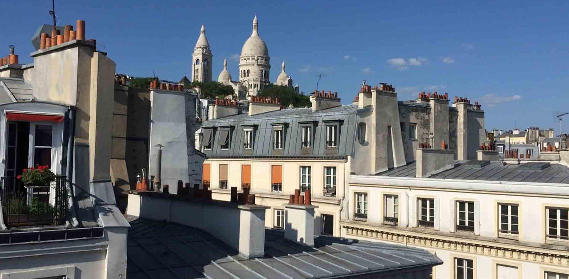 appartement haussmann Paris