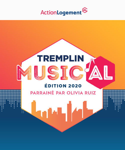 affiche Musical Action Logement