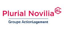 logo groupe plurial novilia