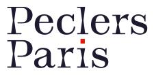 logo peclers paris