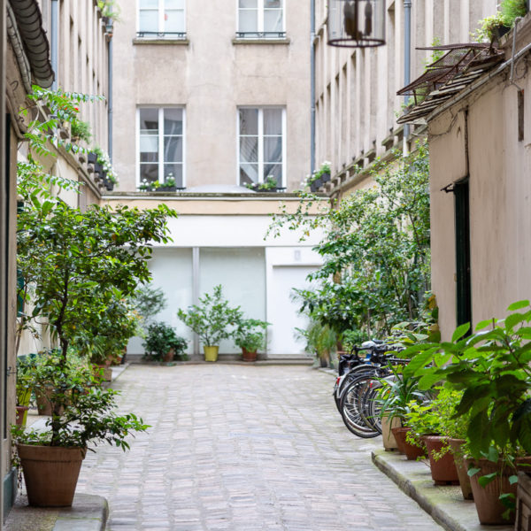 agence IDAOS rue Faubourg Montmartre