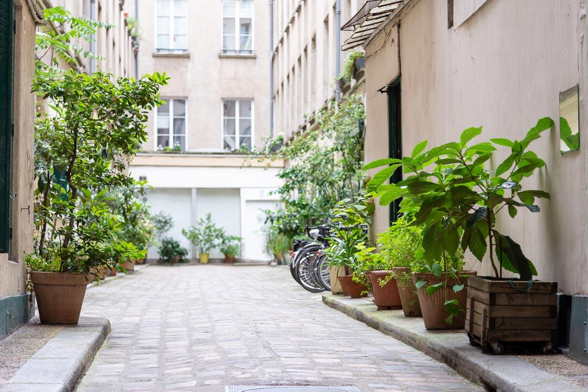 rue de paris toit haussmann