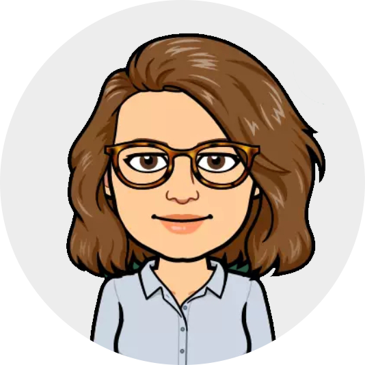 avatar bitmoji Anne Laure